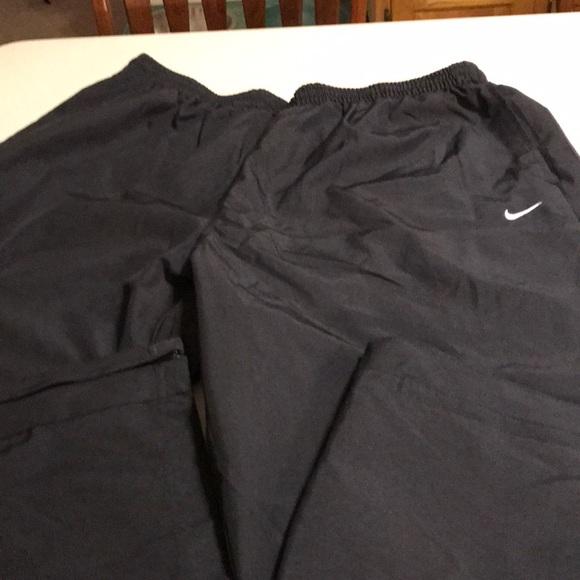 Nike Other - ❤️BLACK NIKE TRACK PANT W/ LINER XXL❤️